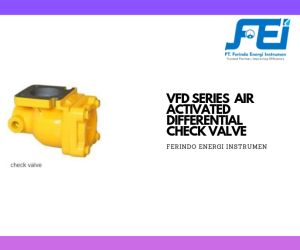Valve (Katup) VFD Series Air Activated Differential Check Valve  1 check_valve_flow_meter