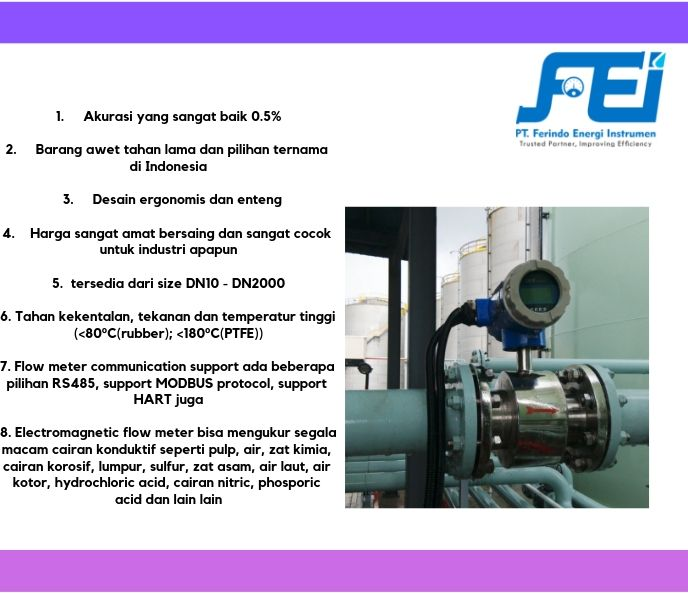 Electromagnetic Flow Meter Electromagnetic Flow Meter 1 electromagnetic_flow_meter_flow_controls_murah