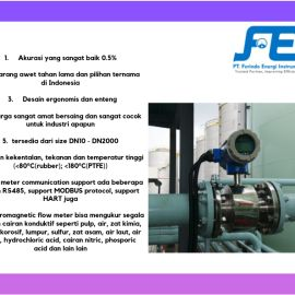 Electromagnetic Flow Meter Electromagnetic Flow Meter electromagnetic flow meter flow controls murah