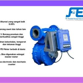 Positive Displacement Flow Meter Flow Meter FC BMSeries