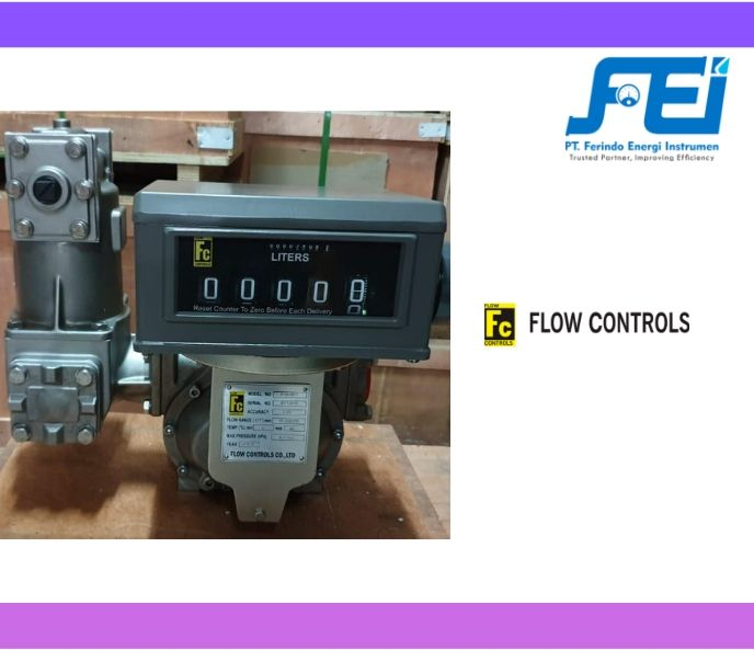 Positive Displacement Flow Meter Flow Meter Flow Controls 6 flow_meter_fc_stainless_steel