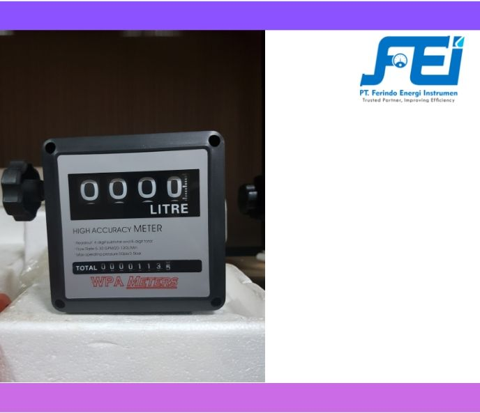 Flow Meter Solar (DN3-DN100) Flow Meter Solar WPA Meters (High Accuracy Meter 1%) 2 flow_meter_high_accuracy_meter_2