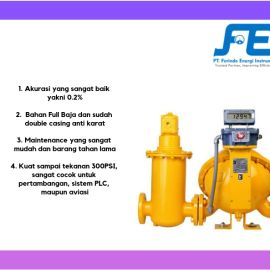 Positive Displacement Flow Meter Flow Meter LC MSSeries