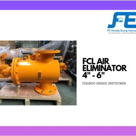 Strainer (Saringan) FCL Air Eliminator  jual aksesories air eliminator flow meter