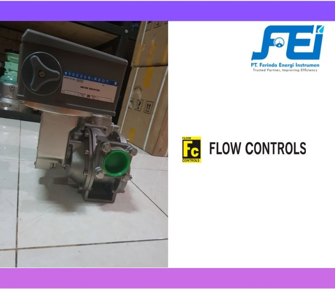 Positive Displacement Flow Meter Flow Meter Flow Controls 2 jual_flow_meter_harga
