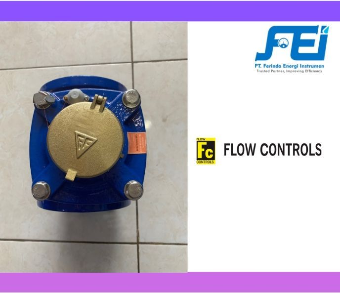"Meteran Air Size 2"" sampai 8"" Meteran Air 2 Inch Woltman Flow Controls 6 meteran_air_size_2_dn50_flow_controls"