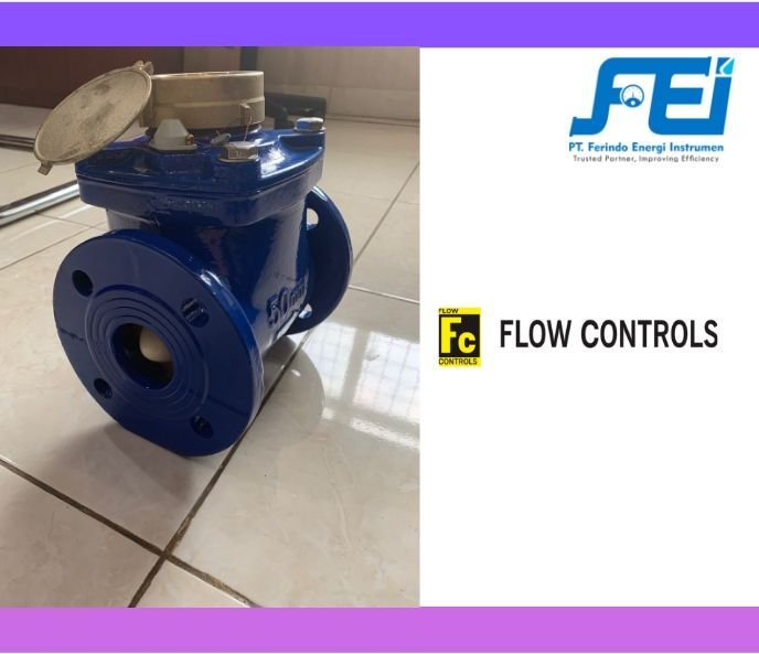 "Meteran Air Size 2"" sampai 8"" Meteran Air 2 Inch Woltman Flow Controls 5 meteran_air_size_2_inch"