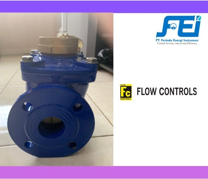"Meteran Air Size 2"" sampai 8"" Meteran Air 2 Inch Woltman Flow Controls 4 meteran_air_size_dn50"
